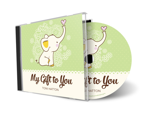 My Gift to You CD Case