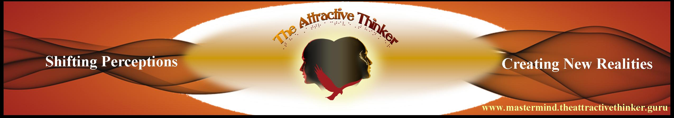 The Attractive Thinker Mastermind Banner