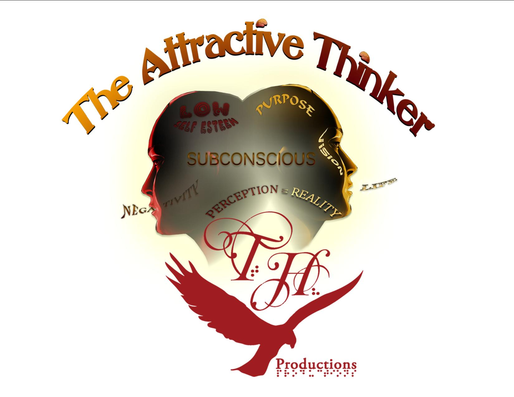 The Attractive Thinker Logo
