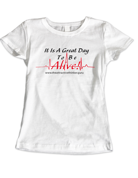 Alive Tee Female