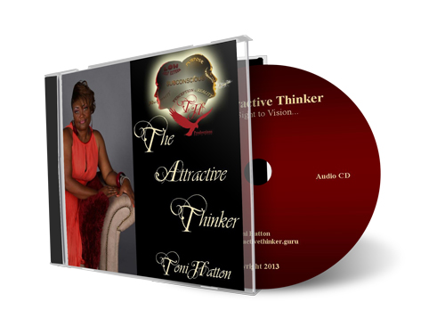 The Attractive Thinker 3d CD