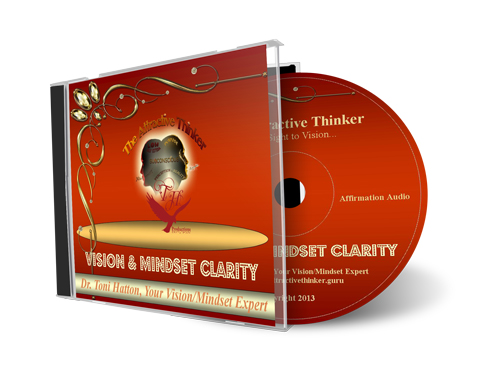 Vision and Mindset CD Case 2764